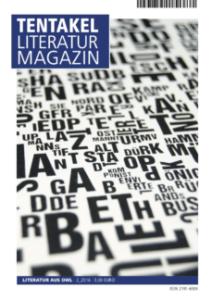 Titel Literaturmagazin