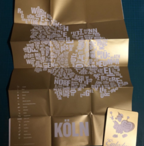 Einladung Proklamation Köln